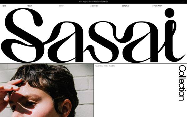 Sasai Jewelry Website