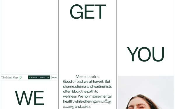 The Mind Map website